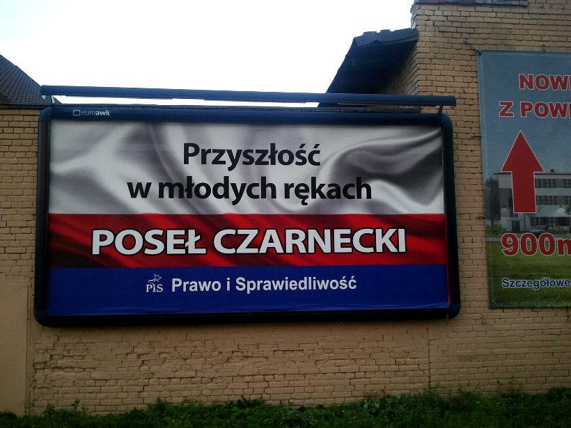 czarnecki billboard