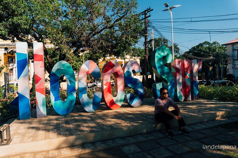 Vigan Ilocos Sur Plaza Salcedo