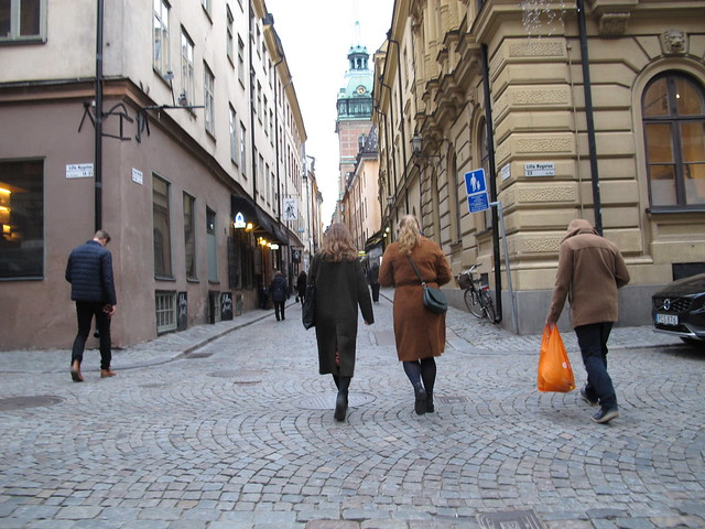 friday, stockholm