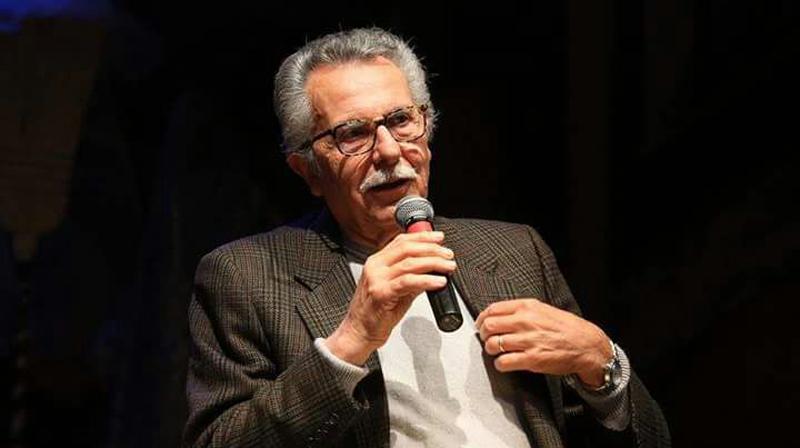 Una foto di Pippo Patavina tratta dalla pagina Facebook del Teatro Stabile (Ph Parrinello)