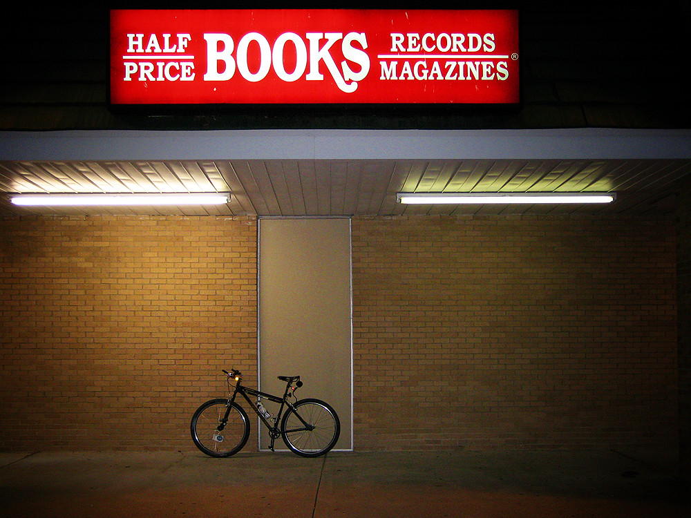 Half Price Books has new and used books, textbooks, music, movies and more both online and in stores. We pay cash for books, textbooks, CDs, LPs, videos and DVDs daily.