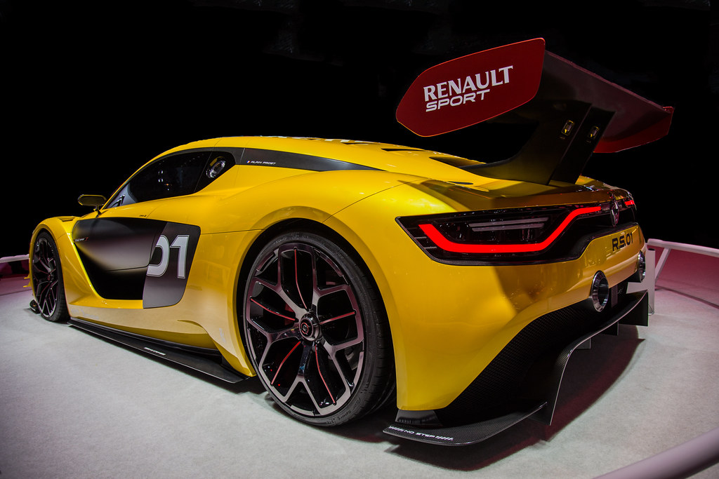 Renault Sport Rs 01 Ben Flickr