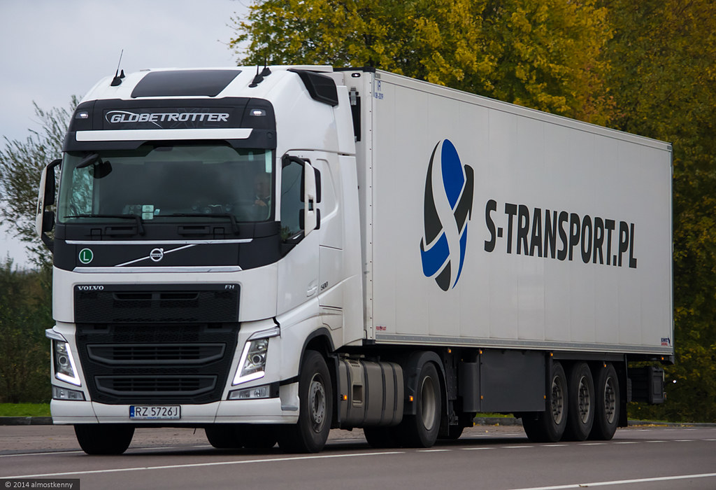 Volvo Fh500 Iv Globetrotter Xl S Transport Pl Rz