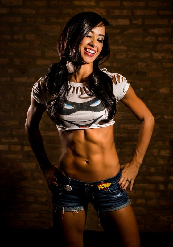 Sexy aj lee hot