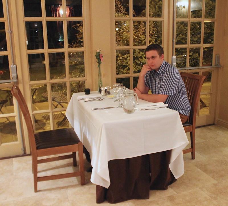Ox Pasture Hall Courtyard Restaurant