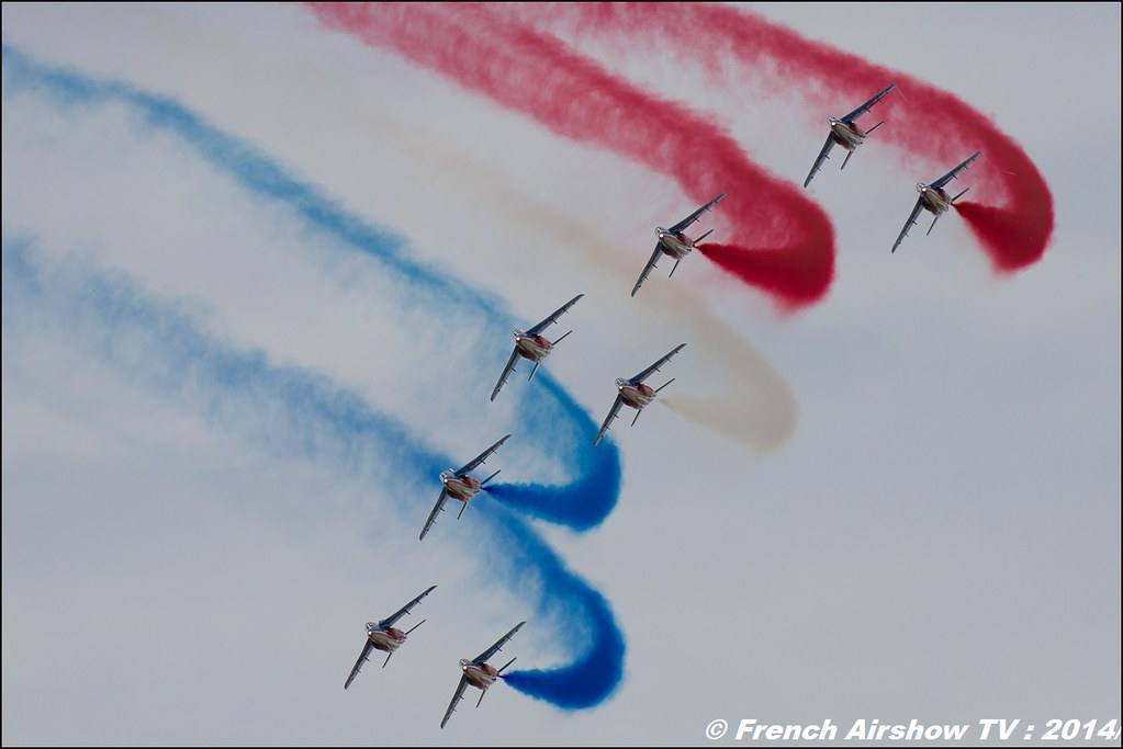 Patrouille de France , RIAT 2014 , Fairford , Royal International Air Tattoo 2014 , Meeting Aerien Air Tattoo , Meeting Aerien 2014