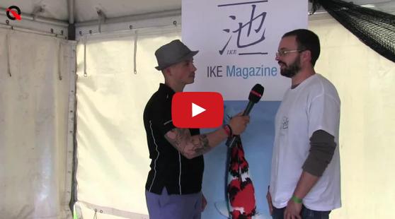 Interview met Ike Magazine vanuit Belgie