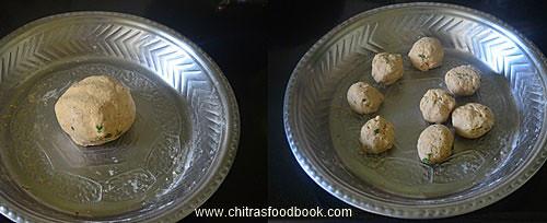 Easy mooli paratha recipe