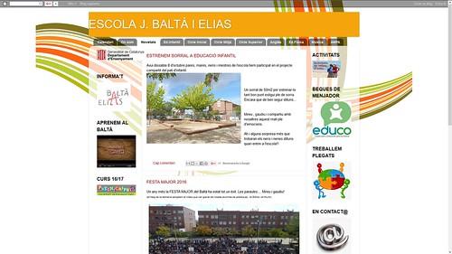 168 - Escola J. Baltà i Elias