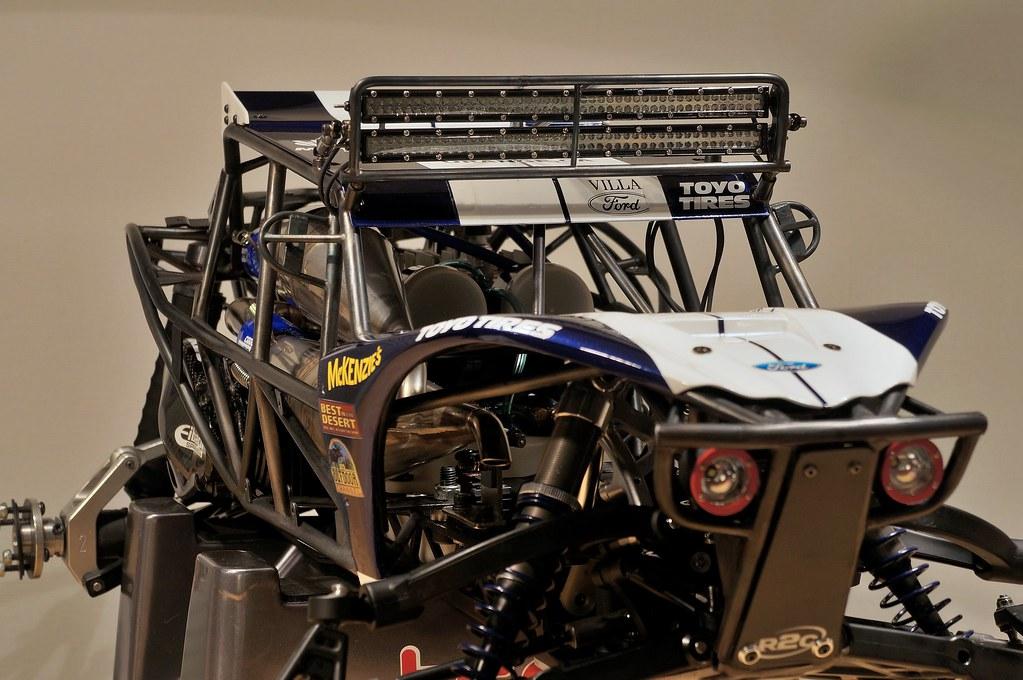 Hpi Baja X5r Led Light Bar Ver 2 1 R Amp D Motorsports
