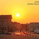 Piazza Prato dela Valle, Padova, Italy