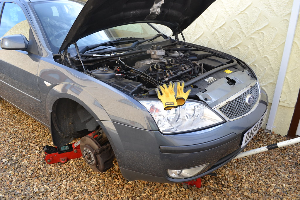 Home Diy Car Repairs Ford Mondeo Estate Tdci Mk3 108 000ml