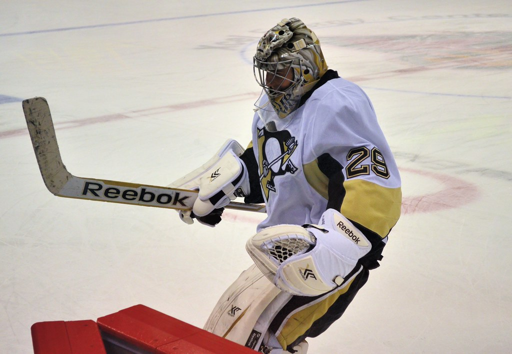 Marc Andre Fleury Stanley Cup Marc-Andre Fleury | Ol...