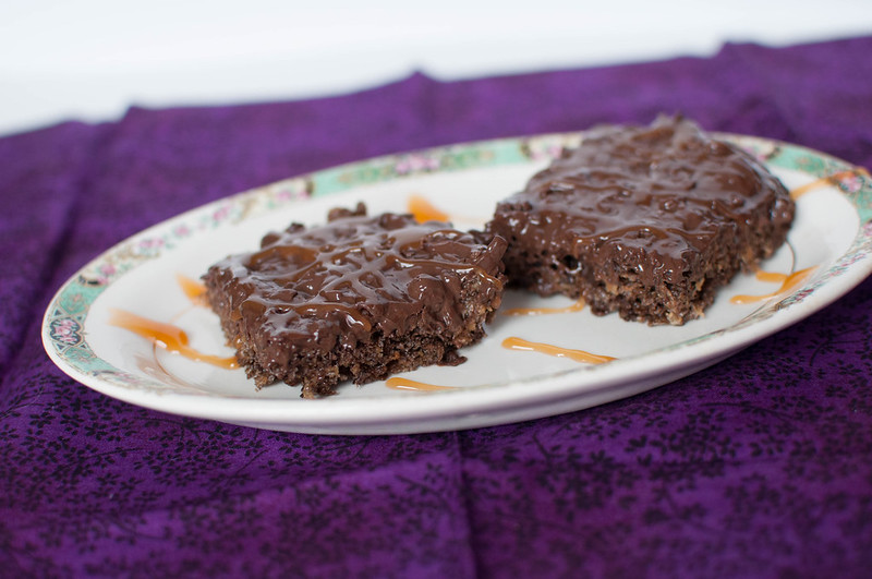 Samoas Rice Krispie Treats 2