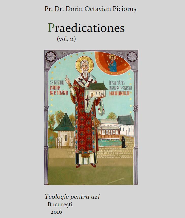 Praedicationes (vol. 11)