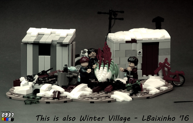 This is also Winter Village