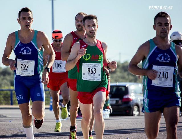 Media Maraton de Dos Hermanas 2016 (Puri Balas)