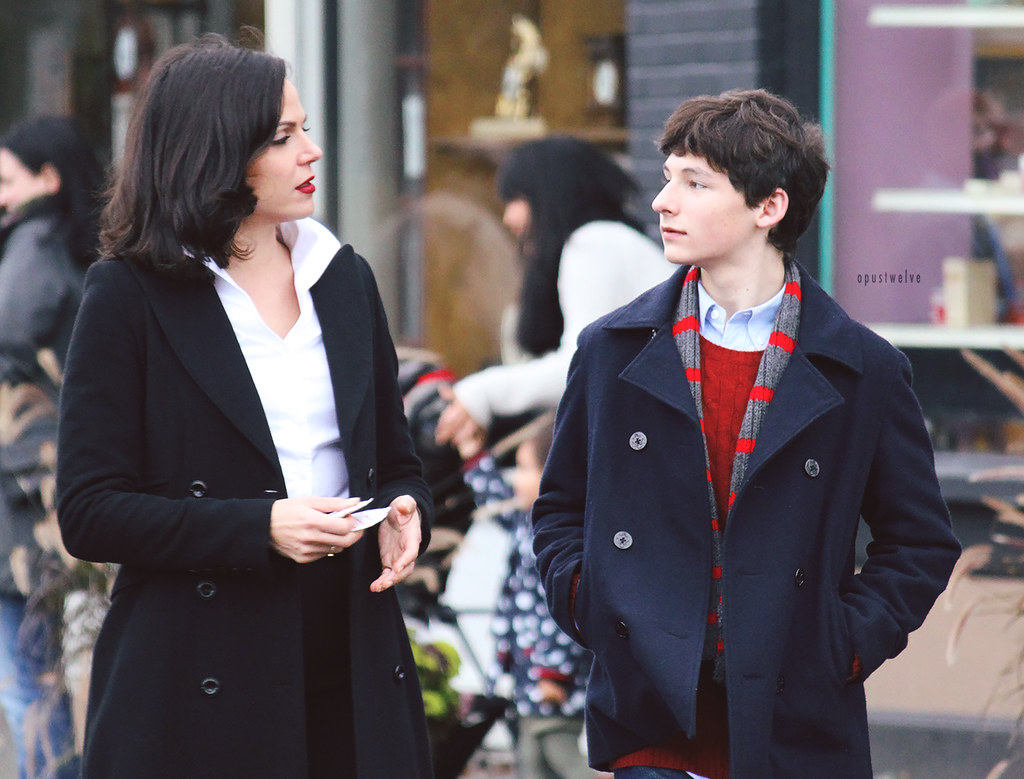 14.10.22 Lana Parrilla & Jared Gilmore | opustwelve | Flickr