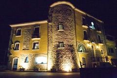 Hotel Torre Antica, l'esterno