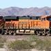BNSF Locomotive - 7018