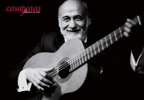 Niño Jero a la guitarra. Foto: Martín Guerrero