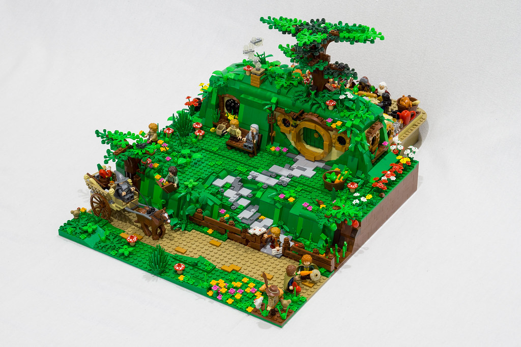 Lego How To Build A Bunker