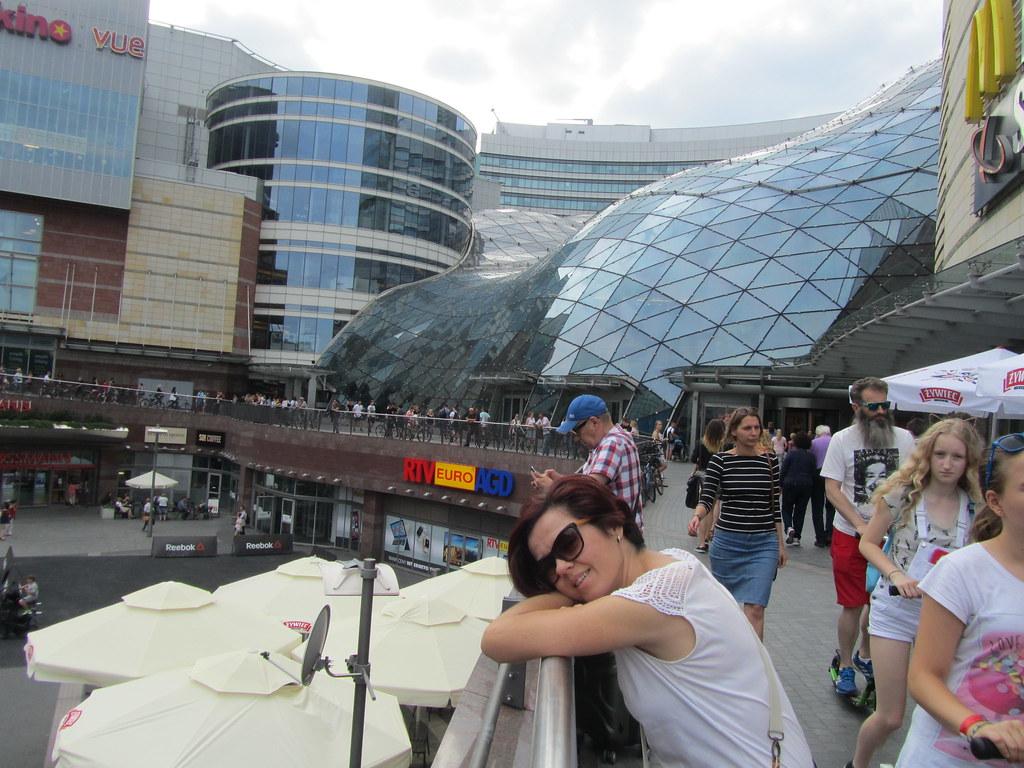 Centro comercial Varsovia