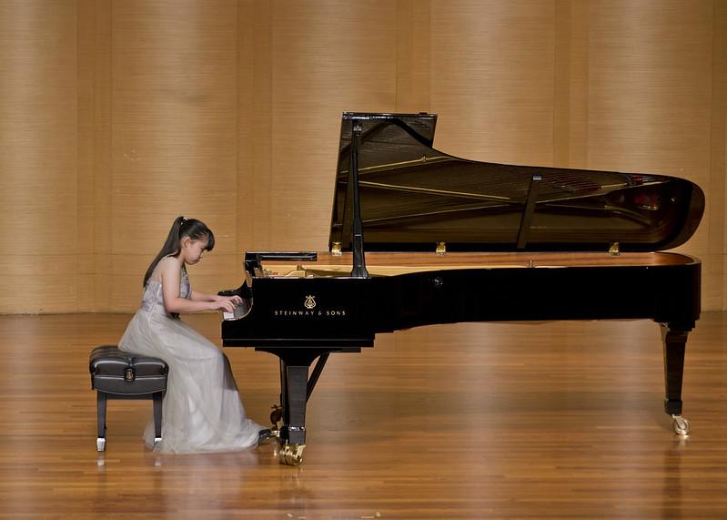 音樂大賽--鋼琴