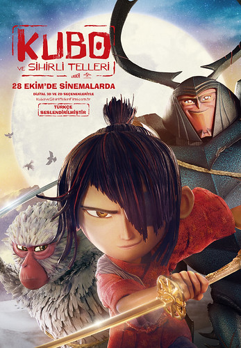 Kubo ve Sihirli Telleri - Kubo and the Two Strings (2016)