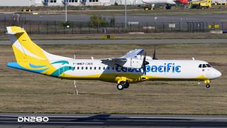 Cebu ATR 72-600 msn 1369