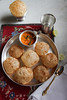 Thumbnail image for Puri made with organic flour | How to make the perfect Puri