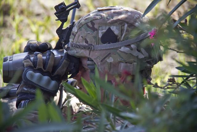 Vector 21 Binocular Laser Rangefinder (BLRF)