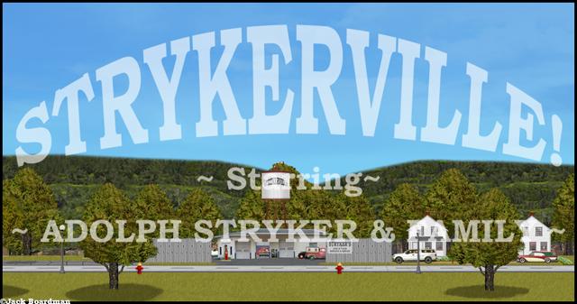 Strykerville Banner ©Jack Boardman