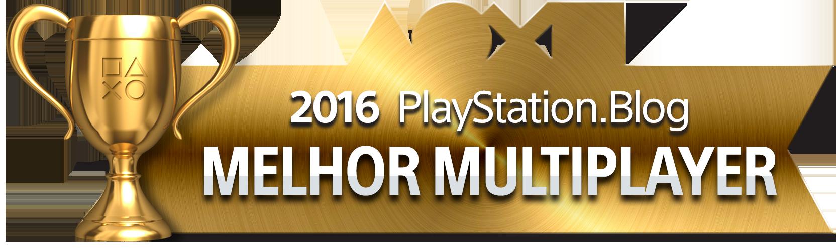 Melhor Multiplayer - Ouro
