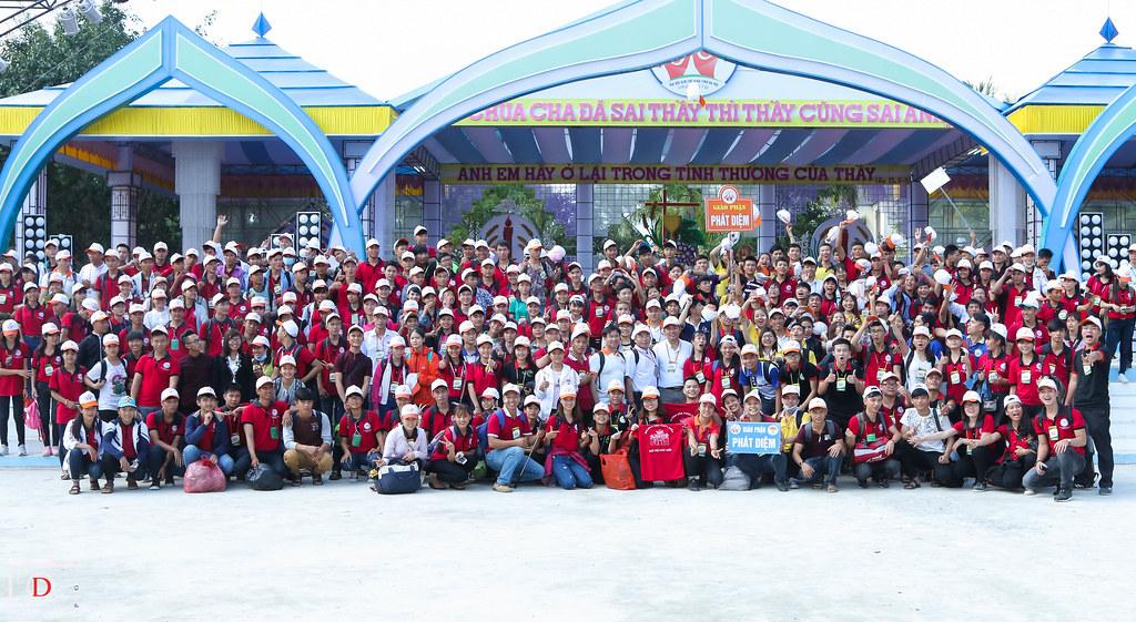 [Tin Ngắn] SVCG Phát Diệm và Đại hội giới trẻ Giáo tỉnh Hà Nội