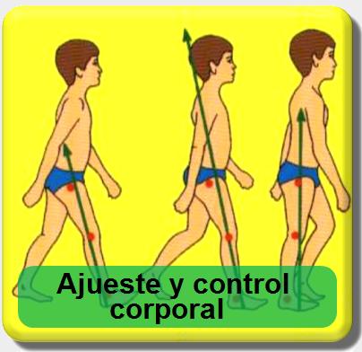 ajueste corporal preescolar