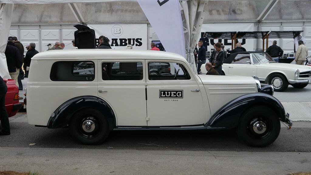 mercedes 170 s v 39 mehrzweckwagen 39 der fahrzeug werke lueg flickr. Black Bedroom Furniture Sets. Home Design Ideas