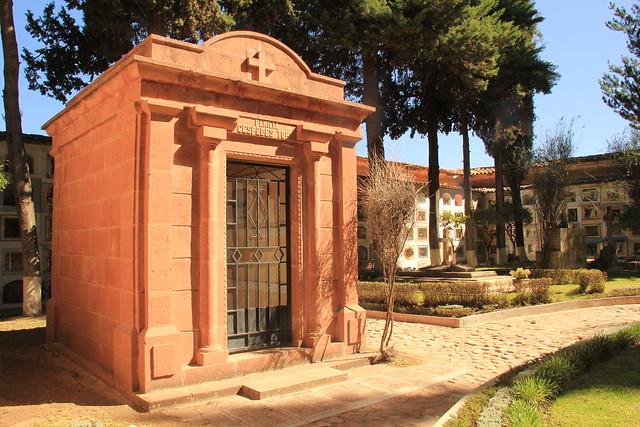 Cementerio Municipal, Sucre