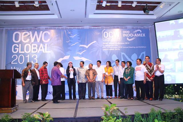 opencourseware consortium (ocwc)