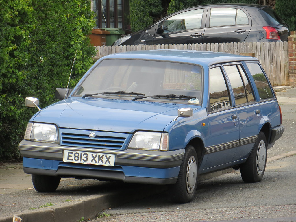 B And B Towing >> 1987 Vauxhall Cavalier 1.6 L. | I suspect this has been used… | Flickr