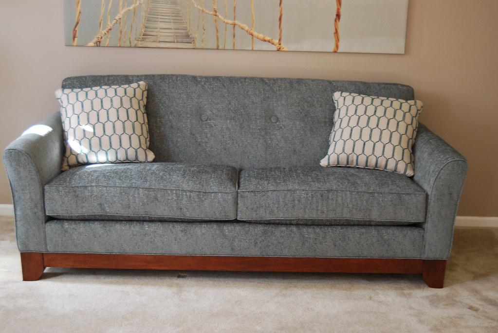 Norwalk Parson Sofa 818 70 Parson Sofa by Norwalk Furnitu…
