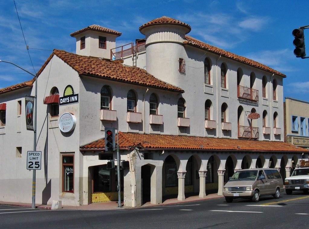 The Sonora Inn Hotel In Sonora
