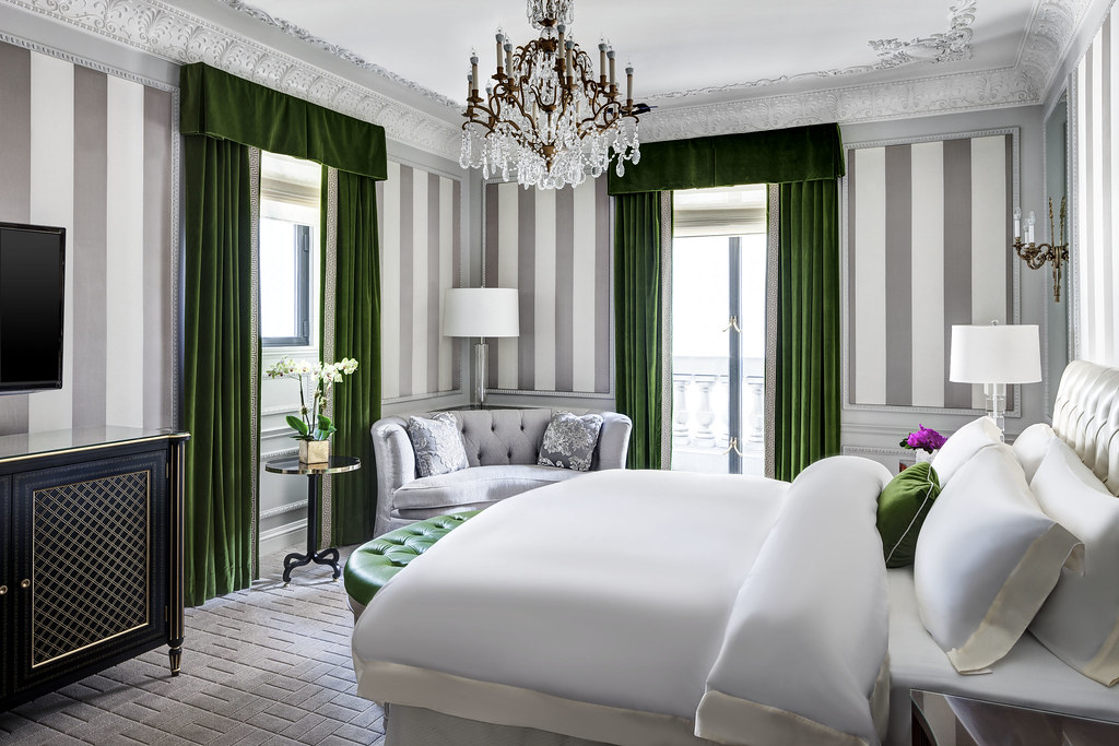 the st regis new york presidential suite second bedroom