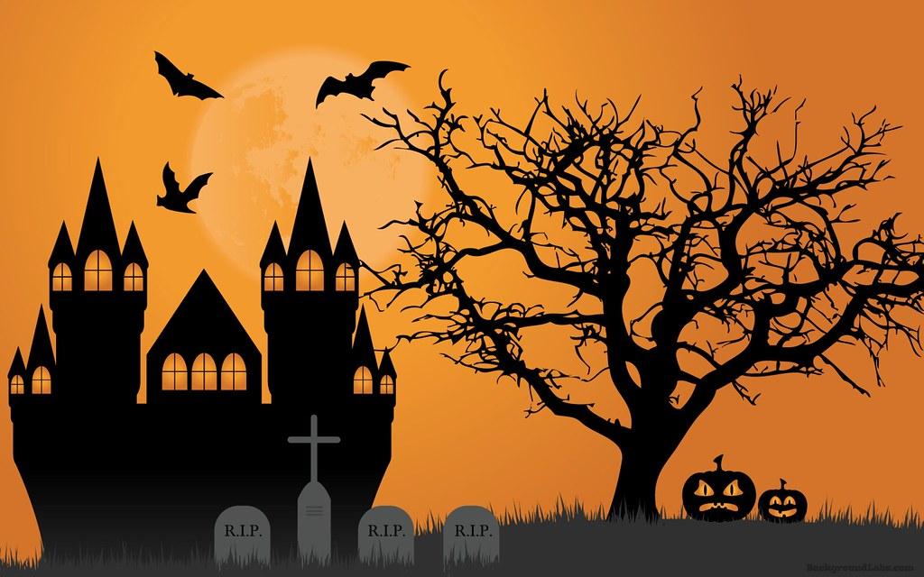 Design Halloween House