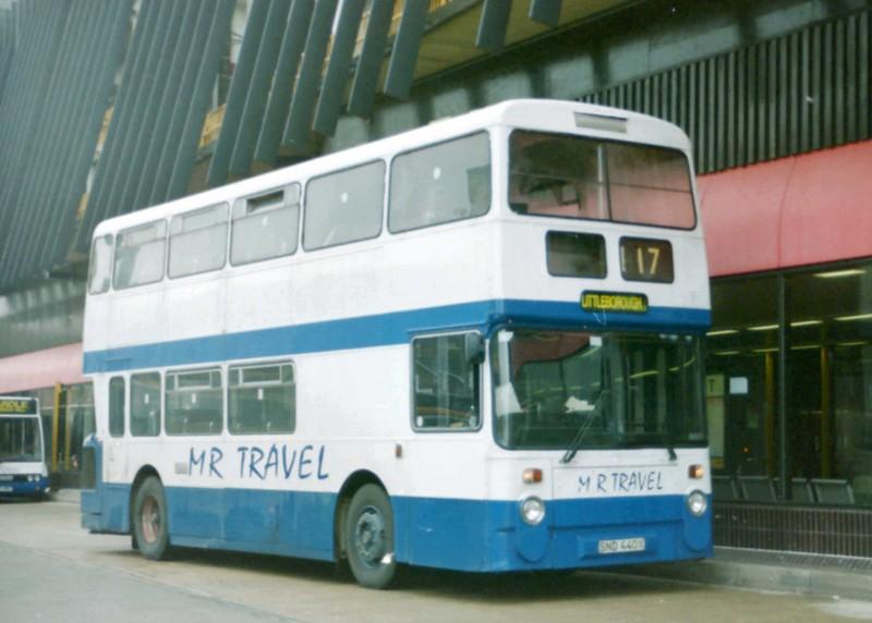 76881bb8c3e5 MR Travel SND440X Leyland Atlantean AN68D.1R Northern Coun