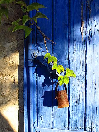 Le volet blue