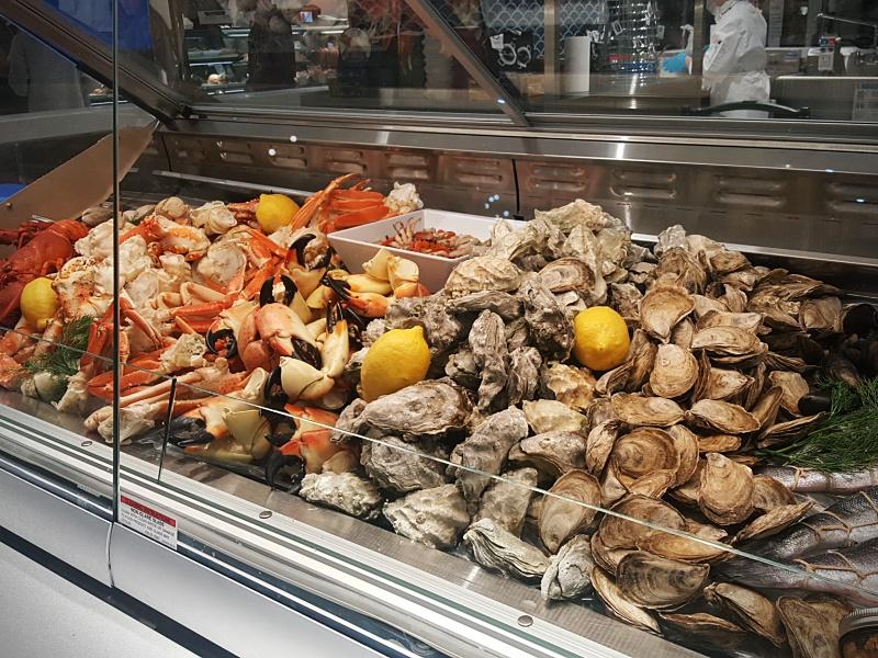 Pusateris seafood
