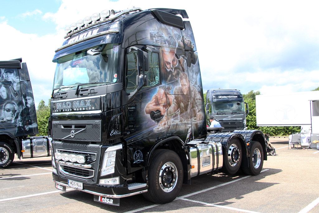 volvo fh stanian md15max mad max manchester etihad stadiu flickr. Black Bedroom Furniture Sets. Home Design Ideas