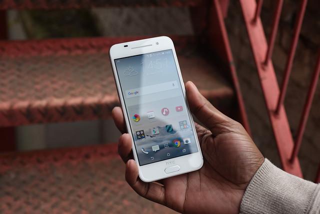 Âm thanh chất lượng cao trang bị Chip DAC 24-bit ở HTC One A9