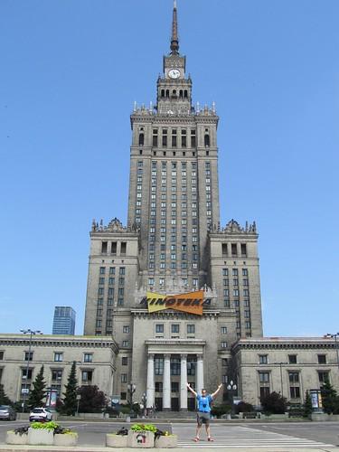 Palacio de la música y la cultura en Varsovia